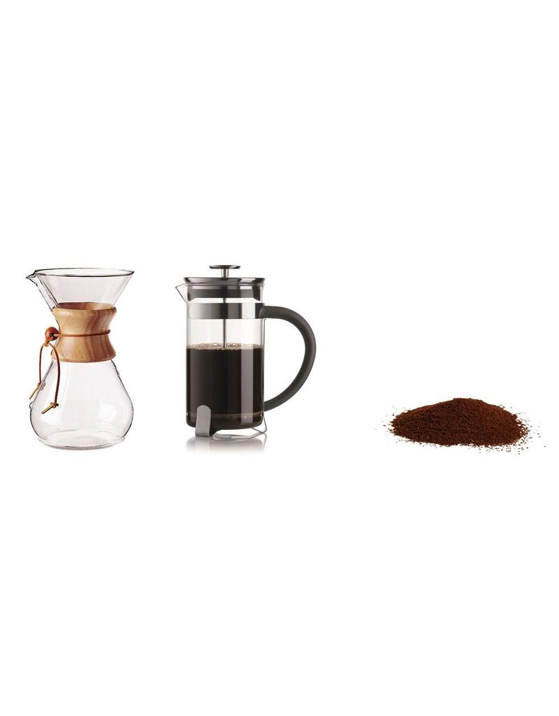 Compagnia dell'Arabica® Brasil Santos 'Single Origin' gemalen koffie 250 gram