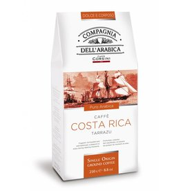 Compagnia dell'Arabica® Costa Rica Tarrazu 'Single Origin' gemalen koffie 250 gram
