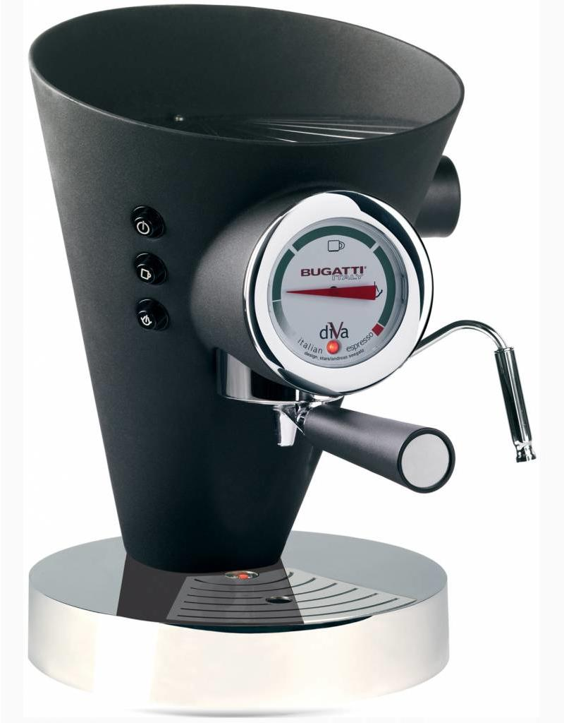 Bugatti Diva espressomachine Black Night