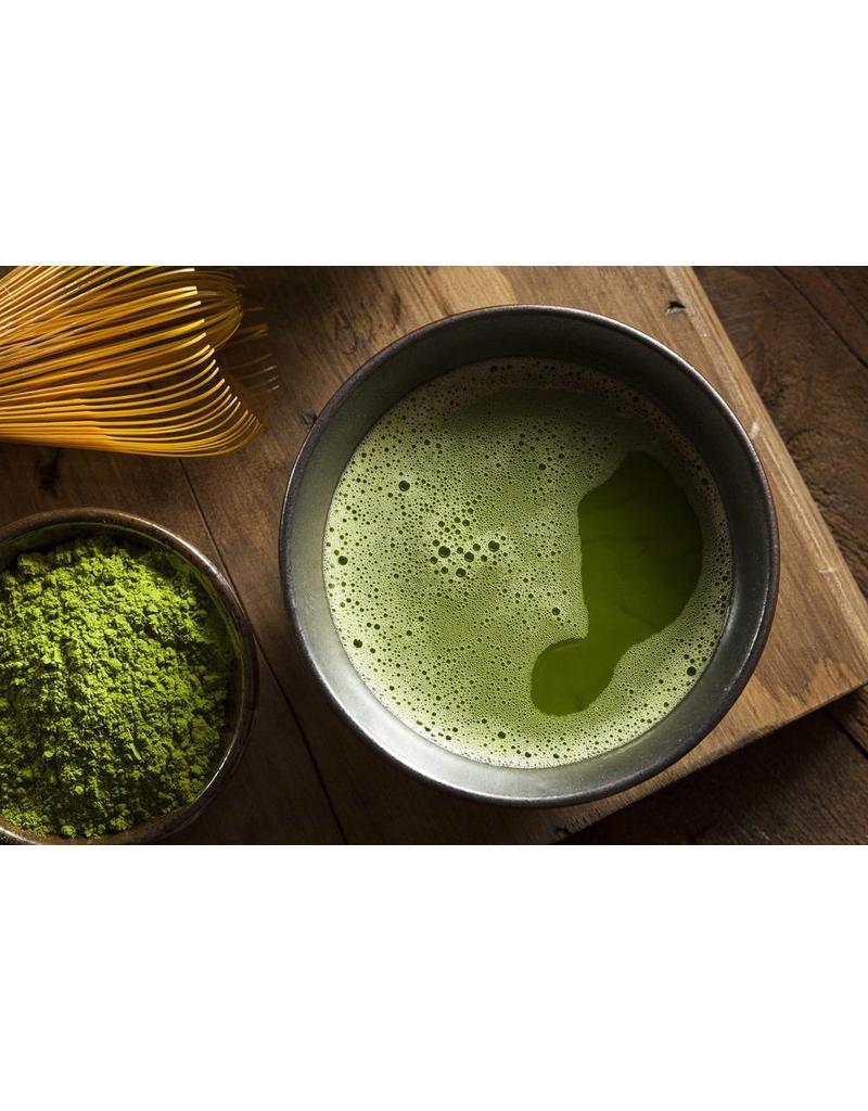 Tea Brokers Bamboo Whisk holder