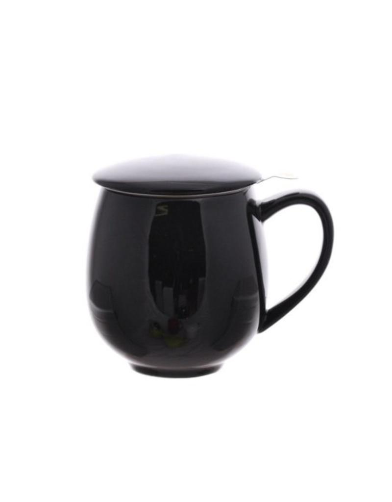 Tea Brokers Theebeker met RVS filter en deksel