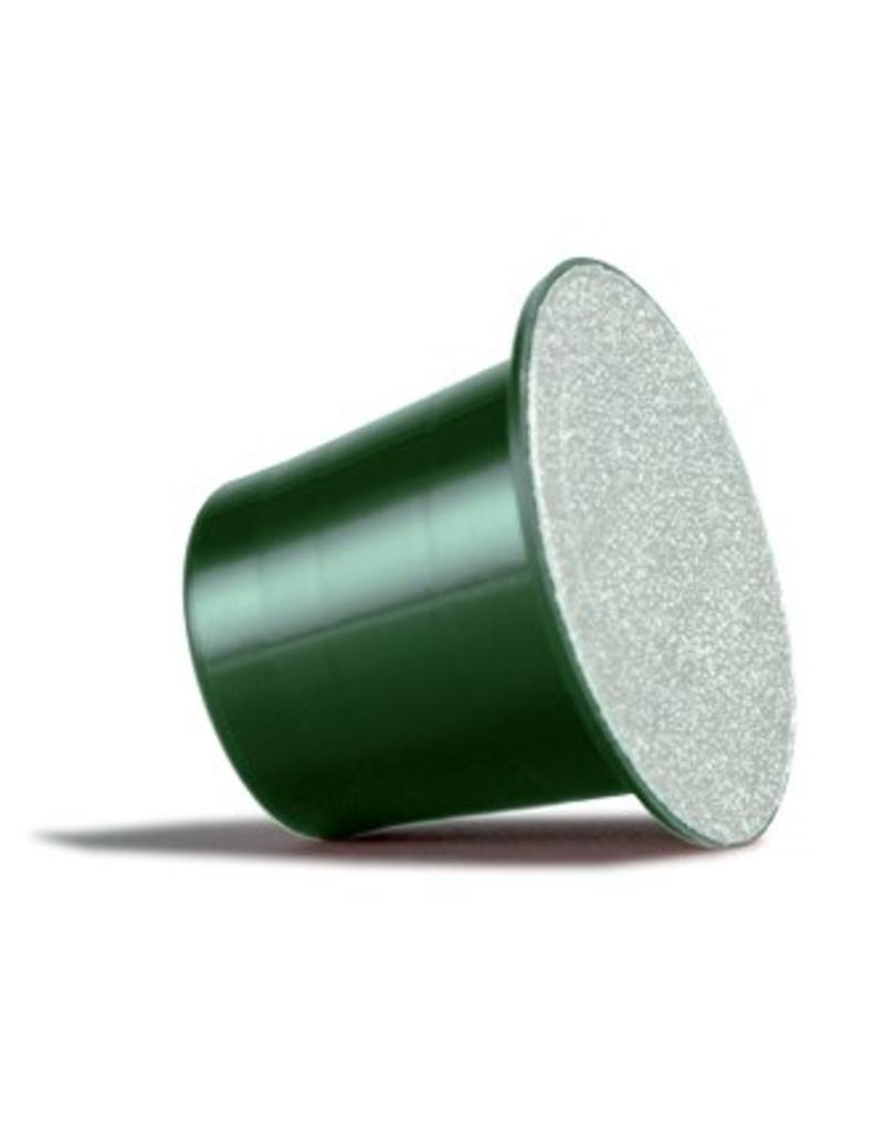 Compagnia dell'Arabica® 10 cups BIO Arabica koffie 'Single Origin' capsules voor Nespresso®- en Coffee Brokers® capsulemachines