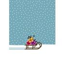 Glückssachen Weihnachten - Schlitten