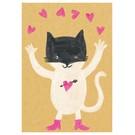 schönegrüsse Happy - Katze