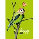 illi Postkarte - Nanette