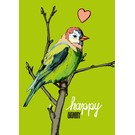 Postkarte - Nanette