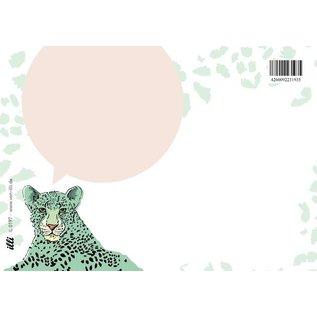 illi Postkarte - Kimbu