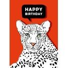 illi Postkarte - Kimbu - Happy Birthday