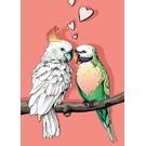 illi Postkarte - Noni und Lou