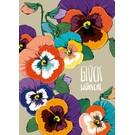illi Postkarte - Viola - Glückwünsche