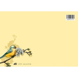 illi Postkarte - Nilli