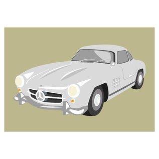 Classic Classic - Mercedes 300SL, 1954