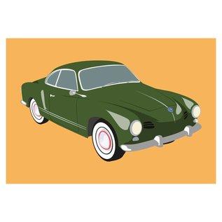 Classic Classic - VW Karmann Ghia, 1950