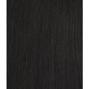 Hairworkxx Clip in Hairextensions Farbe 1 Schwarz