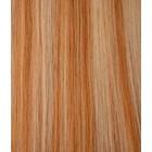Hairworkxx Clip in Hairextensions Farbe 30/27/613 Hellkastanienbraun / Camel Blonde / weiß Blond