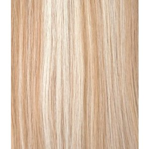 Hairworkxx Clip in Hairextensions Color 18 / SW Natur Blonde / Snow White