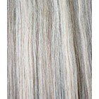 Hairworkxx Clip in Hairextensions Farbe 10/613 Ash Brown / White Blonde
