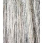 Hairworkxx Clip in Hairextensions Kleur 10/613 Ash Brown/White Blonde