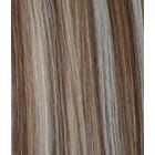 Hairworkxx Clip in Hairextensions Kleur 6/613 Golden Brown/White Blonde