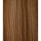 Hairworkxx Clip in Hairextensions Kleur 6/27 Golden Brown/Camel Blonde