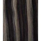 Hairworkxx Clip in Hairextensions Kleur 4/613 Rich Brown/White Blonde