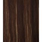 Hairworkxx Clip in Hairextensions Kleur 4/27 Rich Brown/Camel Blonde