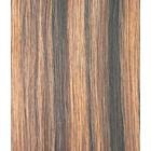 Hairworkxx Clip in Hairextensions Farbe 4/30 Reiche Brown / Light Auburn