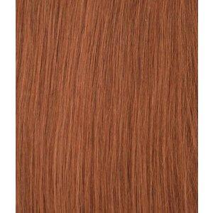 Hairworkxx Clip in Hairextensions Farbe 30 Licht Auburn
