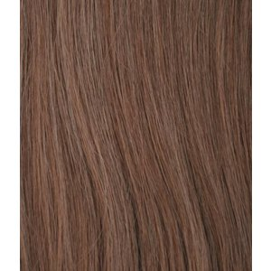 Hairworkxx Clip in Hairextensions Color 6 Goldene Brown-