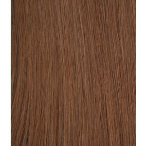 Hairworkxx Clip in Hairextensions Reiche braune Farbe 4