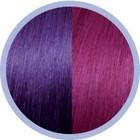 Euro SoCap Seiseta Invisible Clip-On 62/63 Red Violet/Violet