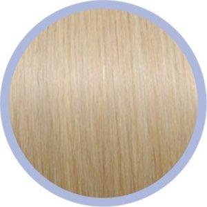 Euro SoCap Einfache Clip-On Extensions 21 20 Licht-Blondine