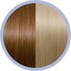 Euro SoCap Ring-On Extensions 27/140 Midden Goudblond/Intens Blond