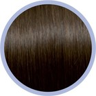 Euro SoCap Ring-On Extensions 8 Brown