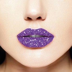 Glitter Lips Lila Reign