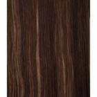 The Clipflip DELIGHT Kleur 4/27+4 - Rich Brown/ Camel Blond + Rich brown