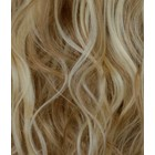 The Clipflip DELIGHT Kleur 18/613+613 - Nature Blond/White Blond + White Blond