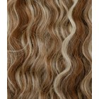 The Clipflip DELIGHT Kleur 6/613 - Golden Brown / White Blond