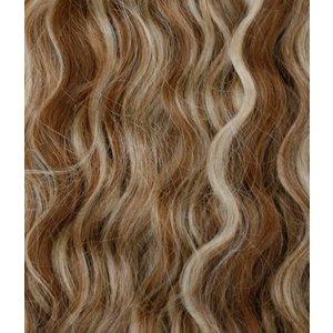The Clipflip DELIGHT Kleur 6/613 - Golden Brown / White Blond