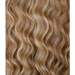 The Clipflip 12/613 Farbe - Honigbraun - Weiß Blond