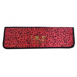 Max Pro x MOHI Hitzeschutzmatte Pink-Leopard