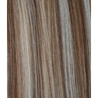 Hairworkxx Staart Kleur 6/613 - Golden Brown/ White Blond