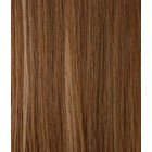 Hairworkxx Staart Kleur 6/27+6 - Golden Brown/ Camel Blond + Golden Brown