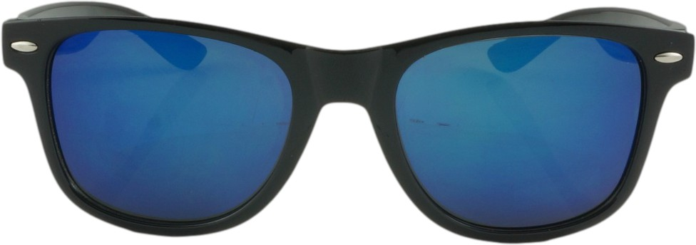 ray ban wayfarer blauwe glazen