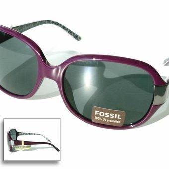 fossil vintage sonnenbrille damen herren neu sea side lila. Black Bedroom Furniture Sets. Home Design Ideas