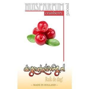 Geurolie Cranberry