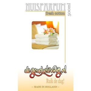 Geurolie Fresh Cotton (verse was)