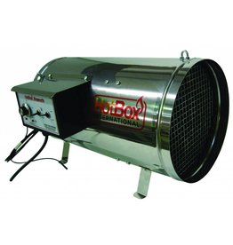 Hotbox Heater SUPERB Electronische verwarming 1300 & 2600 Watt / 230V