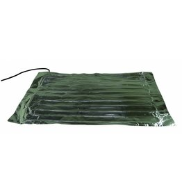 Hotbox Heatwave 87 x 87cm. 114Watt verwarmings mat