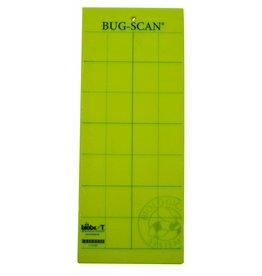 BRIMEX Vangstroken GEEL afm. 25cm x 10cm 10 kaarten